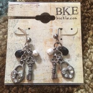 NWT BKE earrings